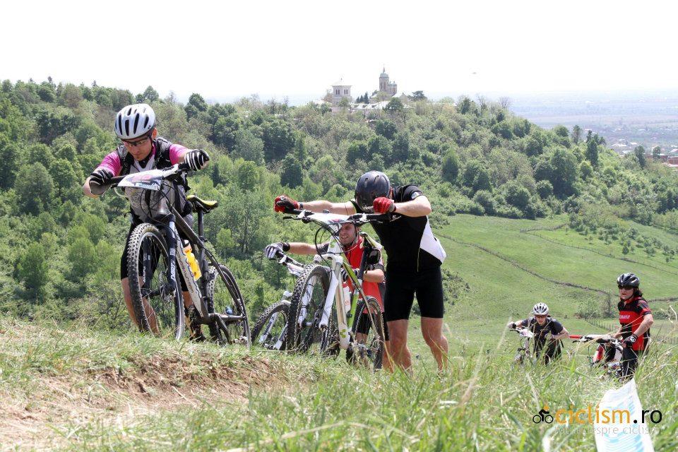 Cum a fost la Târgoviște, la primul concurs din Triada MTB (I)