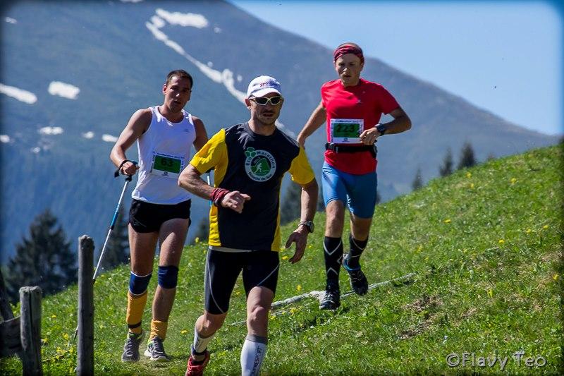 la Ecomaraton 2013, alergare montana