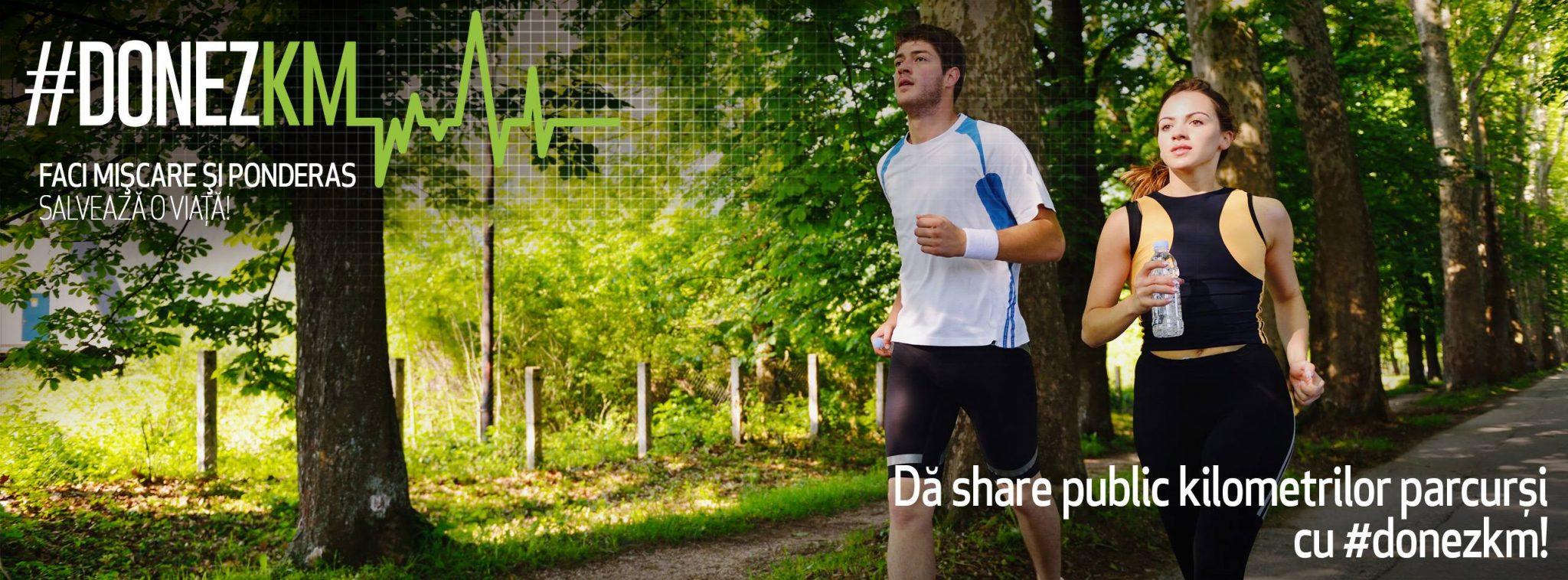 #donezkm la  Semimaratonul International Bucureşti, pentru un caz grav de obezitate. Vă invit să faceţi la fel!