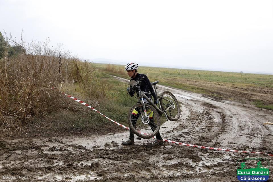 Odisee mountainbike la Cursa Dunării Călărăşene!