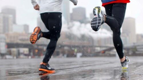 E frig afară? Continuă să alergi!