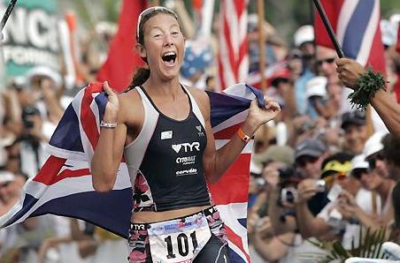 """EXCLUSIV. Chrissie Wellington, multiplă campioană mondială Ironman: """"Toată puterea fizică din lume nu te ajută dacă mintea şi inima ta nu sunt pregătite"""" (I)"""