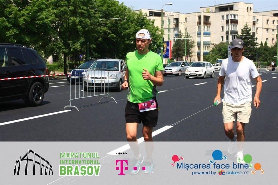Maratonul meu la Braşov: Cursa izbăvirii