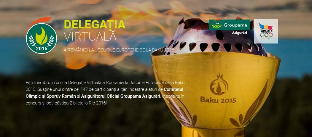 CONCURS. Câștigă cu Adrenallina și GROUPAMA Asigurări bilet la Olimpiada de la Rio 2016!