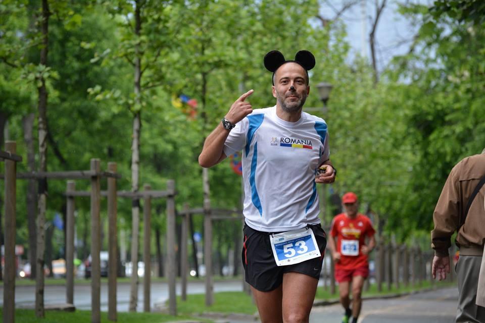 Radu Atanasiu: Un ţel sportiv clar te trage spre el ca un resort