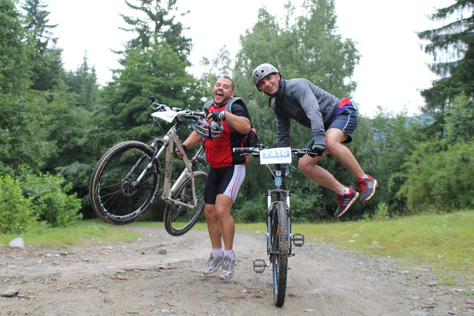 Aventura montană începe la concursul Lupii Dacilor – Trofeul Muscelului