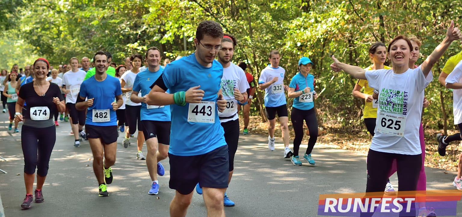 RUNFEST Half Marathon, pe 20 septembrie în Băneasa!
