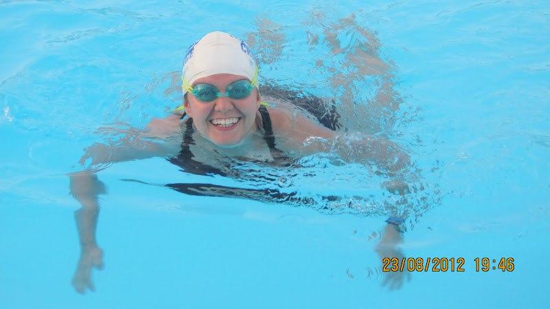 Adriana Dina:  Înotul e ca un fel de meditație pentru mine