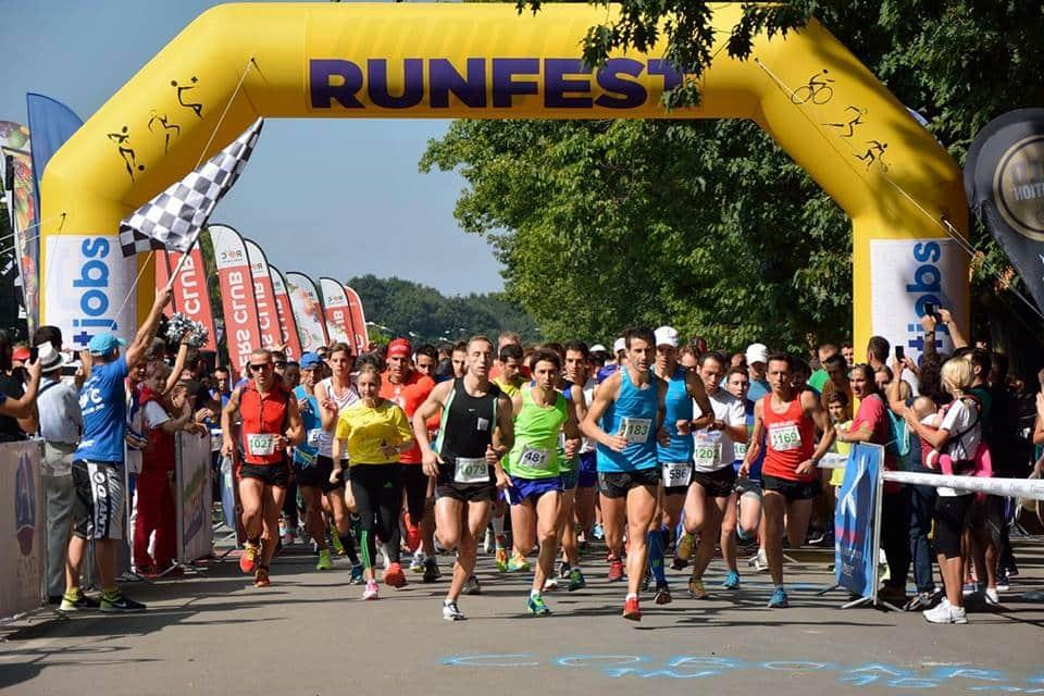 Am luat bătaie la RunFest Băneasa, dar mi-a plăcut!