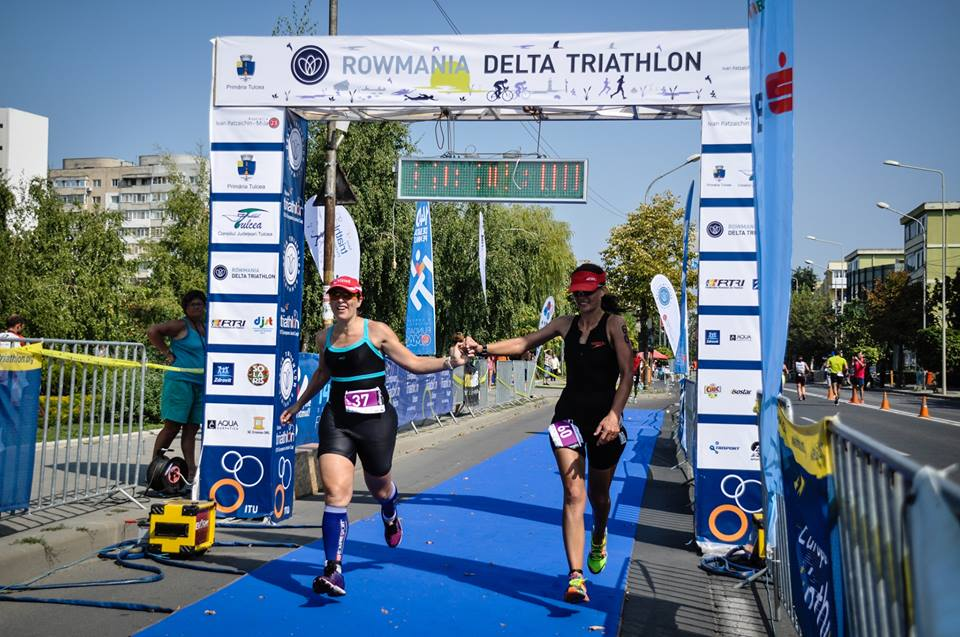 finish Delta Triatlon 2015