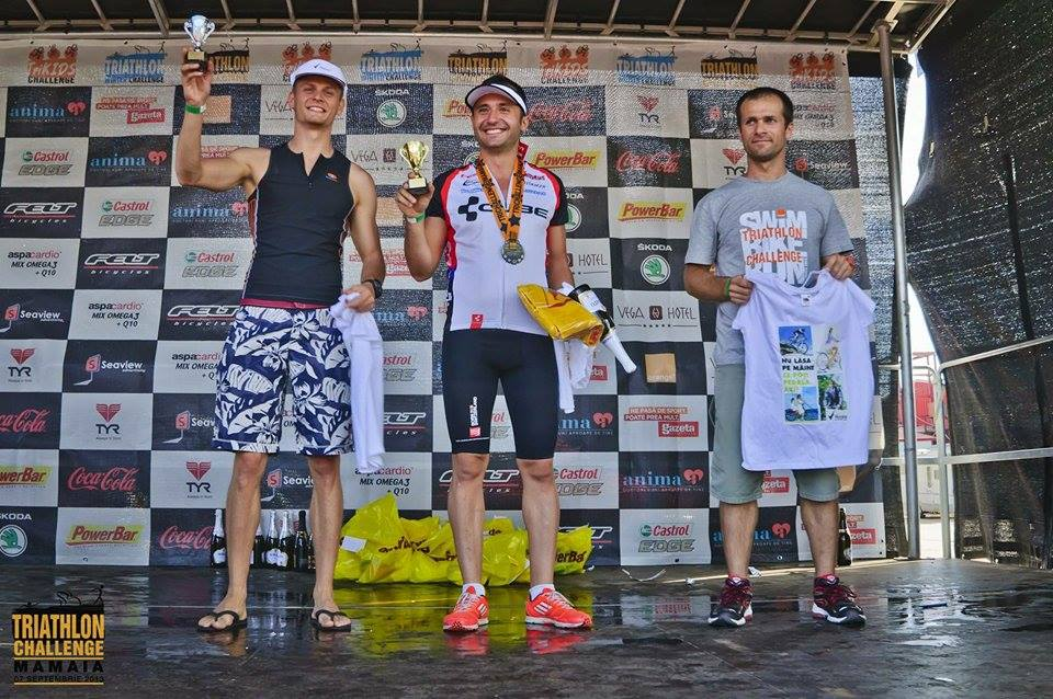 Triathlon Challenge Mamaia, 2013