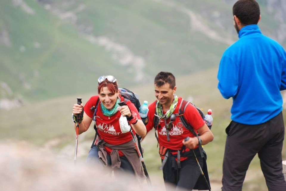 Roxana Ghilţ: Adrenalina concursului te face să dai de 1000 de ori mai mult decât eşti capabil