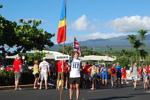 mihai baractaru, ironman, hawaii