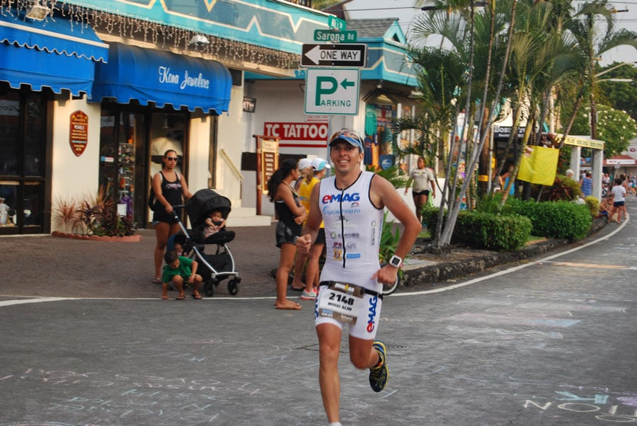 Mihai Baractaru, sambata asta, la Campionatele Mondiale Ironman, KONA