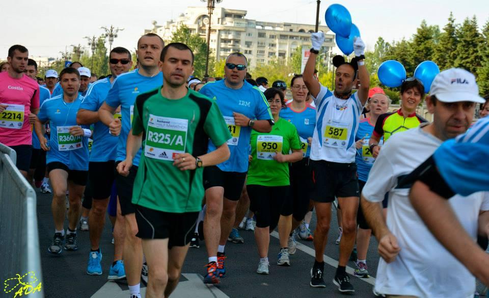 Sâmbătă și duminică luăm Bucureștiul cu asalt! Semnat: alergătorii