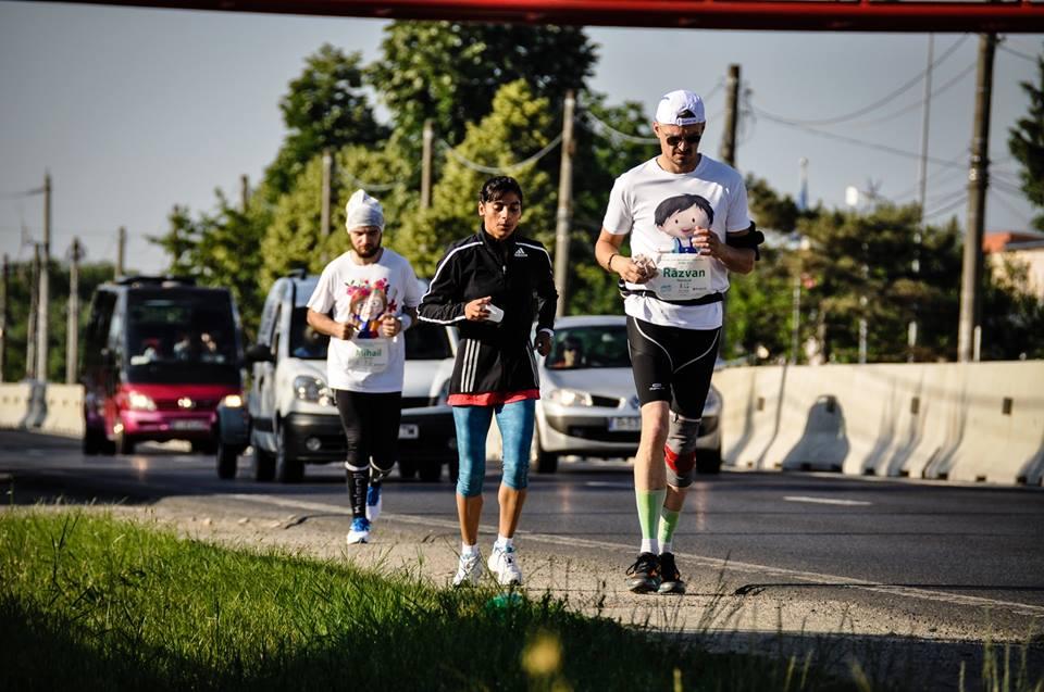 Ultramaraton 100forchildren, credit foto Radu Cristi, Donez Amintiri