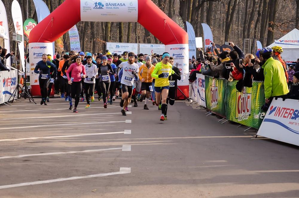 Peste 1.000 de alergatori au luat startul la cea mai mare cursă a iernii