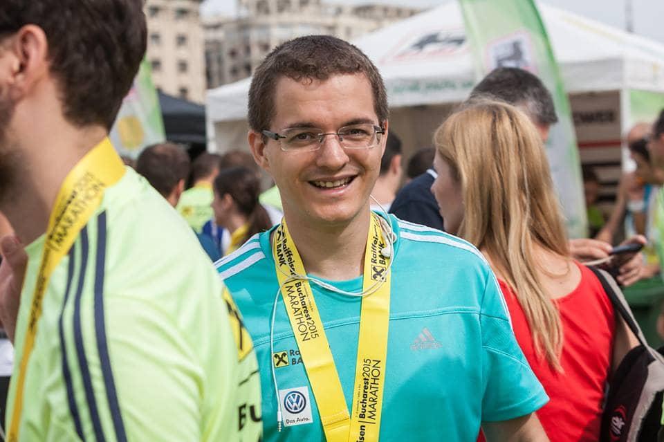 George Toma: Prietenii mei spun că i-am convins să alerge!