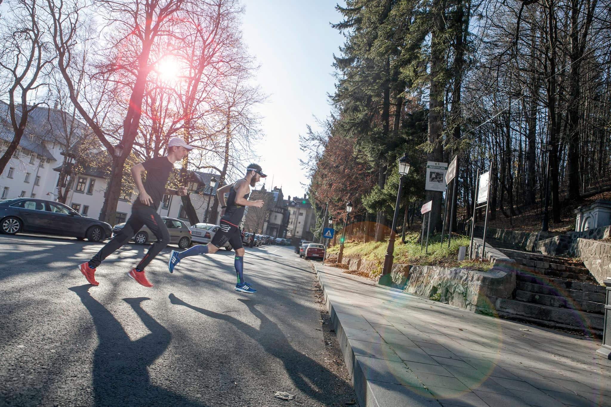S-KARP UrbanTrail Sinaia – un nou concept de alergare în România!