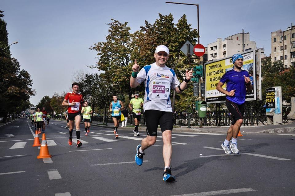 Maratonul Bucuresti, 2015, fotocredit Radu Cristi