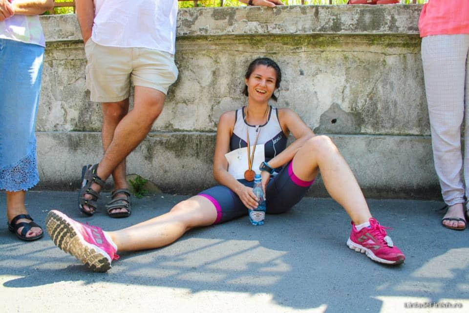 Triatlon Brasov 2013; foto arhiva personala