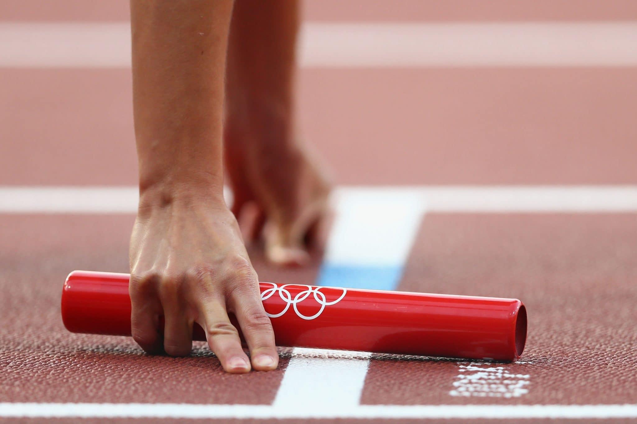 Olympics Day 14 – Athletics