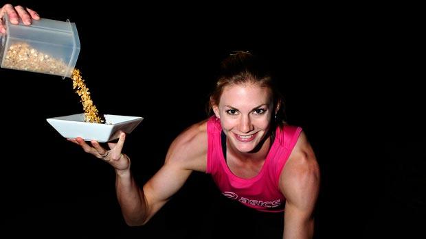 Melissa Breen, atletă; credit foto theage.com.au