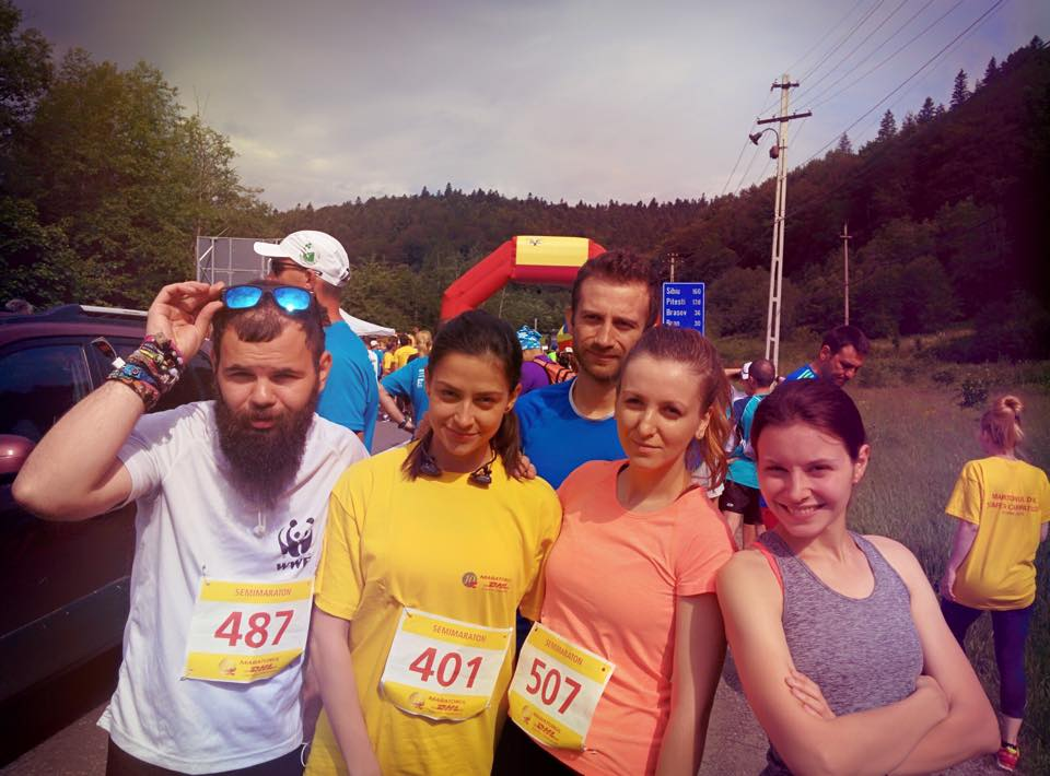 maratonul dhl