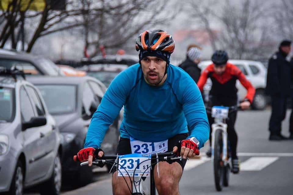 La Winter Tri Challenge, primul triatlon al sezonului 2016. foto arhiva personala