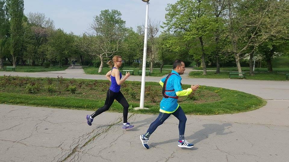 Andreea Archip: Să alergi înseamnă să reduci ritmul năucitor spre nicăieri și să te îndrepți spre tine