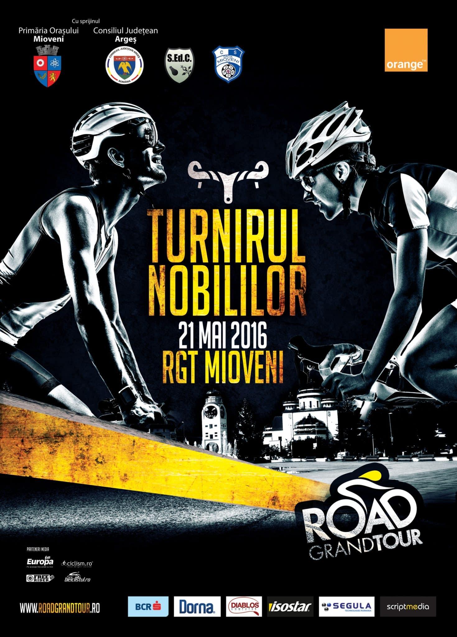 Ultimele 2 zile de înscrieri la Turnirul Nobililor,  a doua etapă Road Grand Tour 2016