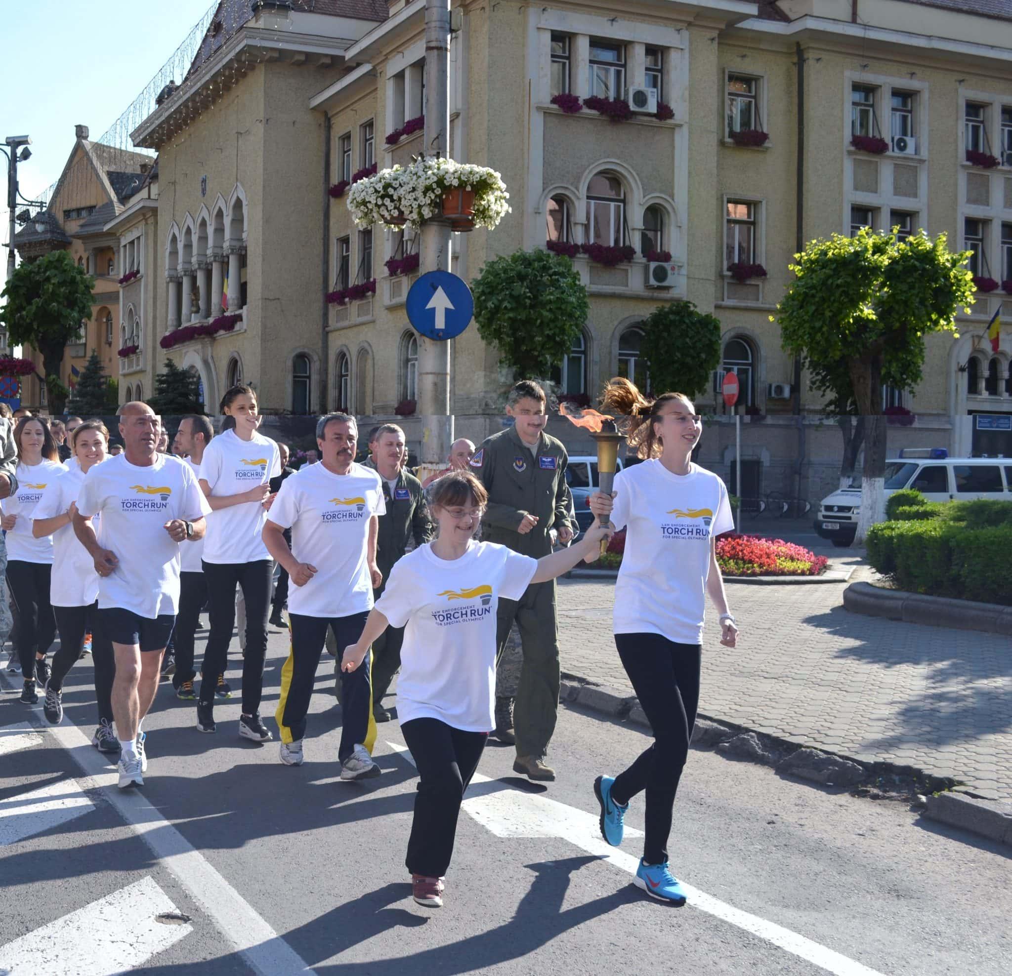 Jocurile Naționale Special Olympics România 2016 iau startul la Arad