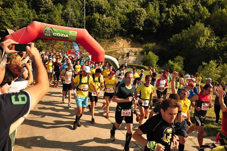 Trail running pe 2 iulie la Cozia Mountain Run!