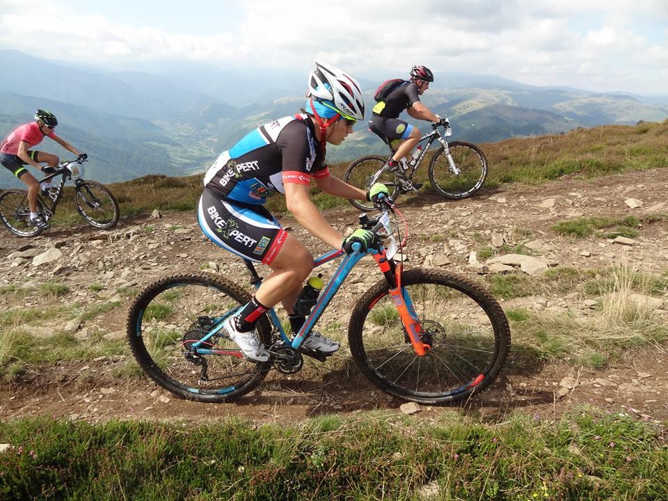 Geiger Mountain Bike Challenge 2015, foto arhiva personala
