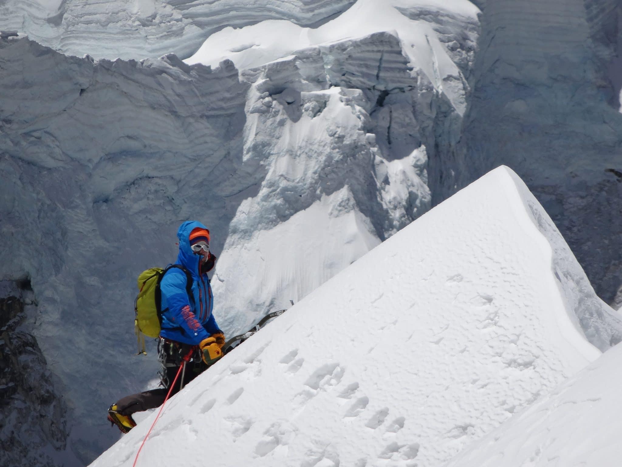 """Zsolt Torok, alpinist: """"Pentru mine, traseul ales e marea mea dragoste din acel moment"""""""