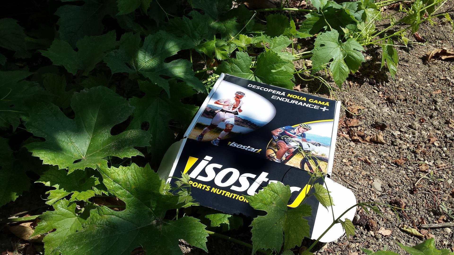 Kitul de supravieţuire pentru anduranţă Endurance + de la Isostar
