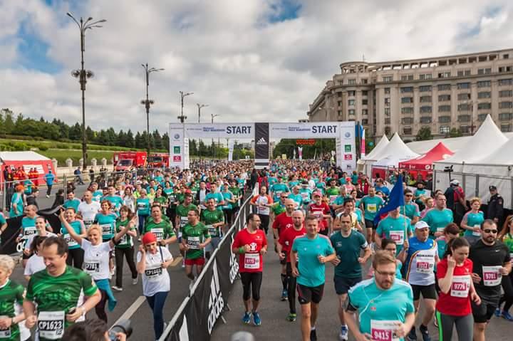 Maratonul Internațional București. Sfaturi pentru alergătorii de cursă lungă