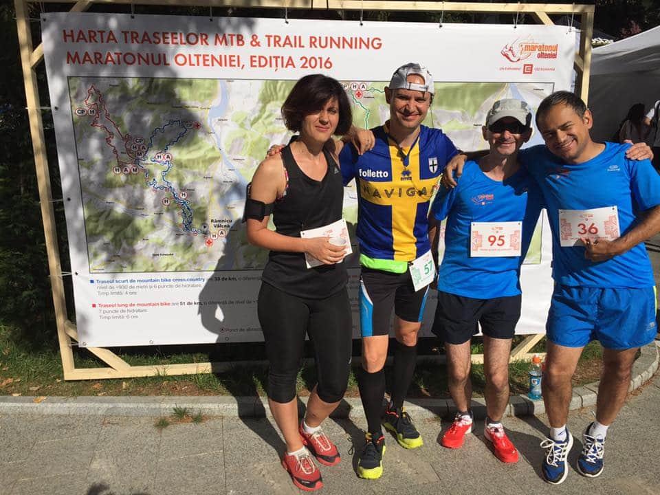 Cu prieteni, la start: eu, Toni Dumitru, Bogdan Ciubuc, Narcis Drejan (Sport Total FM)