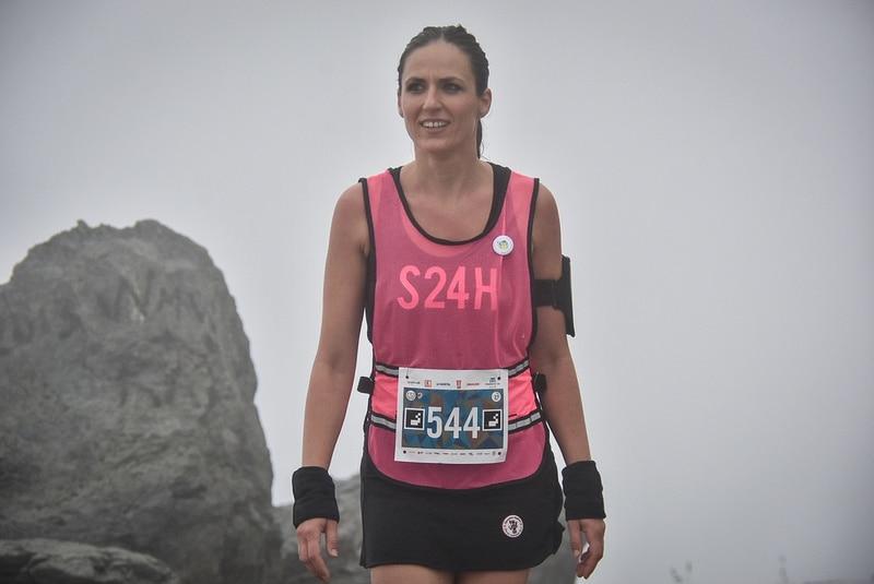 Diana, la Transmaraton foto arhiva personala