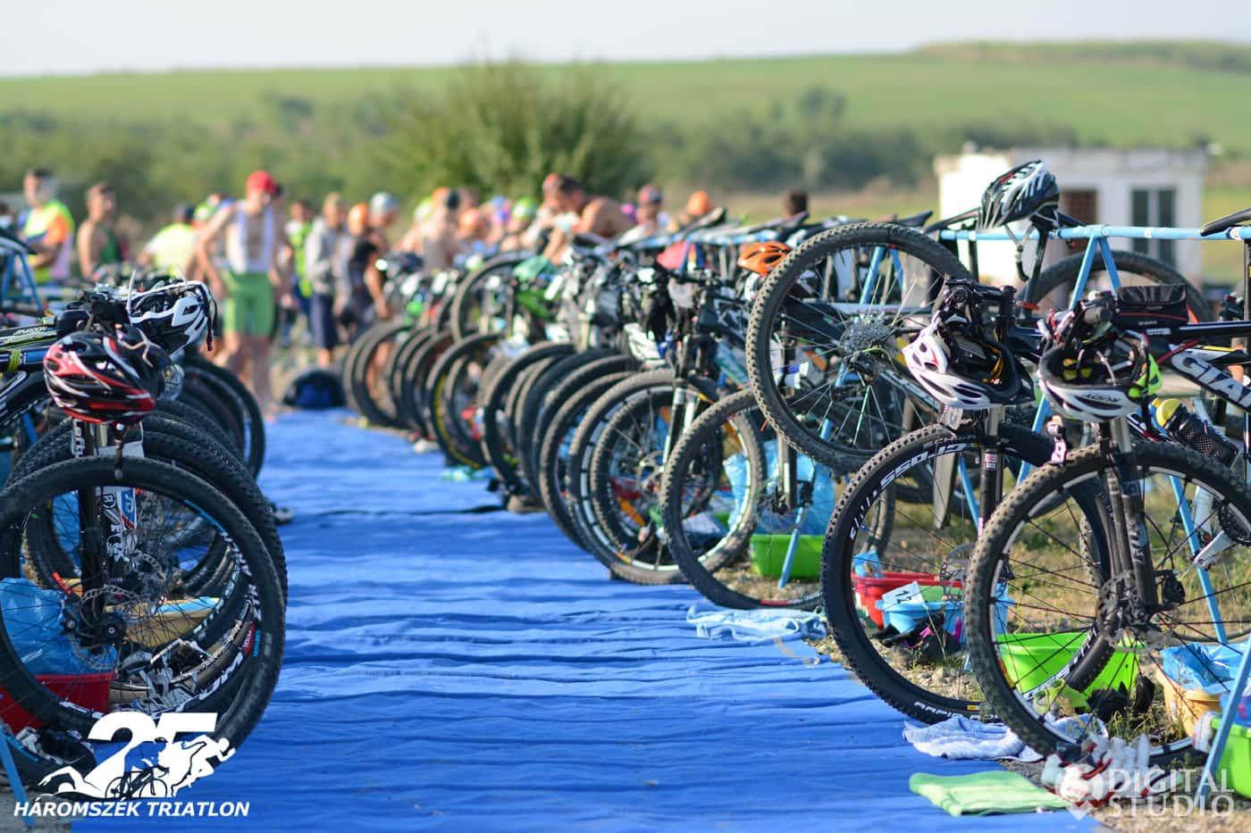 Jurnal de cursă Triatlon Háromszék – offroad pe bune!
