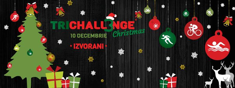CONCURS. Ho, ho, ho: invitații gratuite la Christmas Tri!
