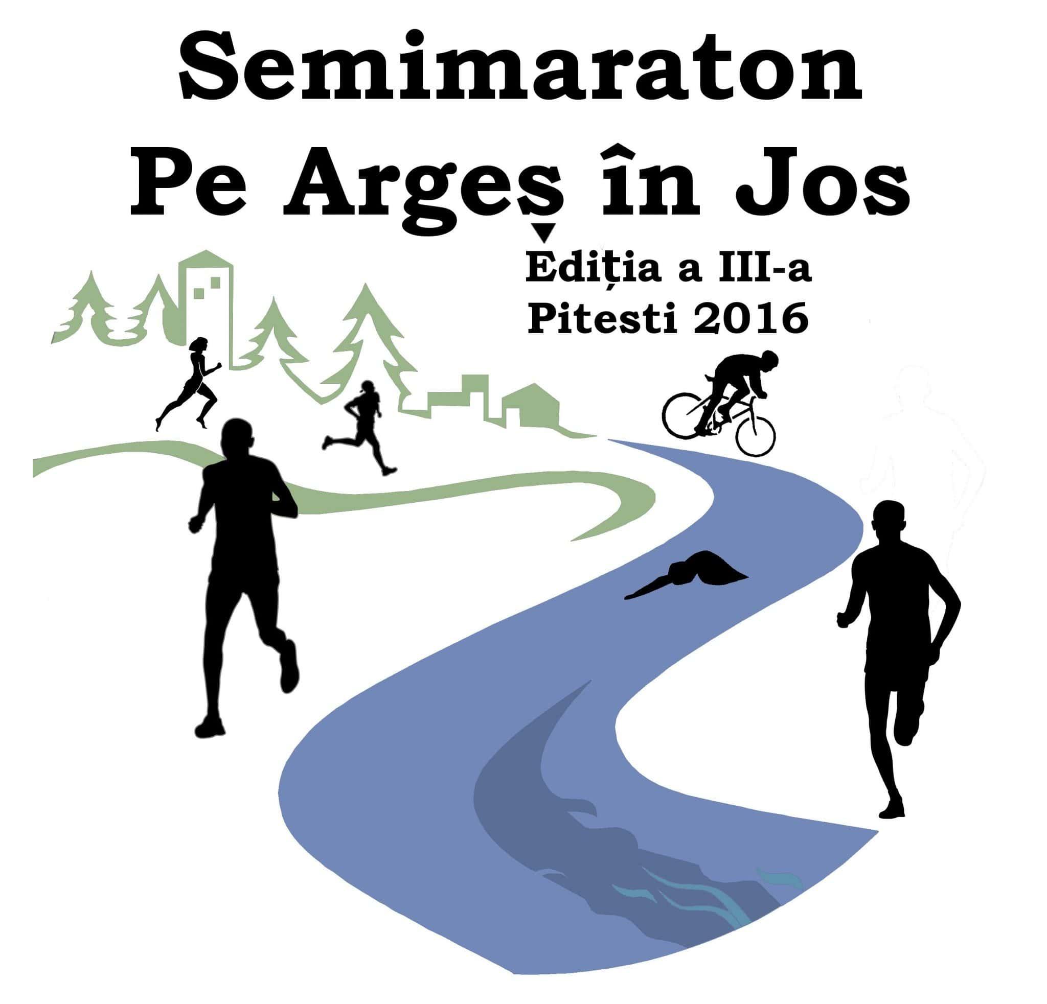 Se apropie semimaratonul Pe Argeș în Jos!