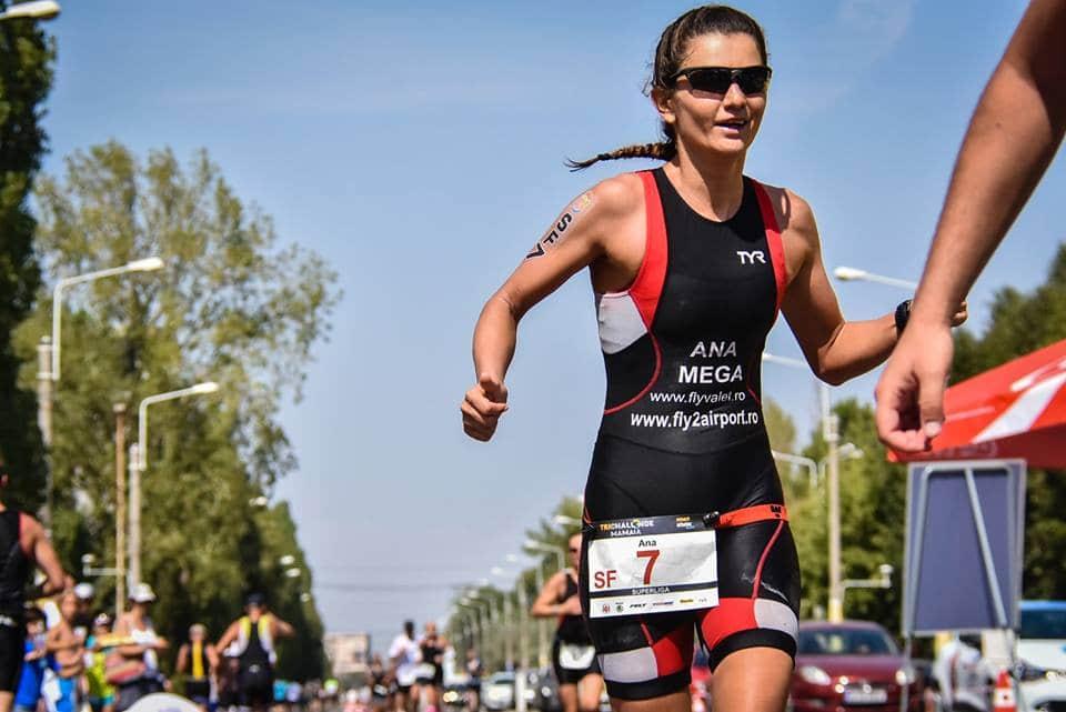 """Ana Mega, recordmenă națională Ironman: """"După primul podium, triatlonul mi-a influenţat viața!"""""""