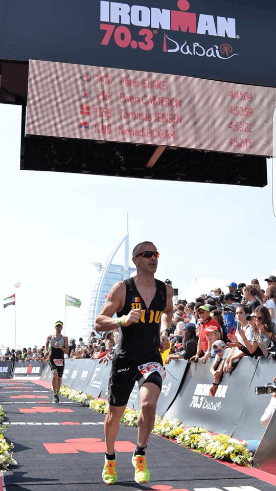 Ironman70.3, Dubai 2017