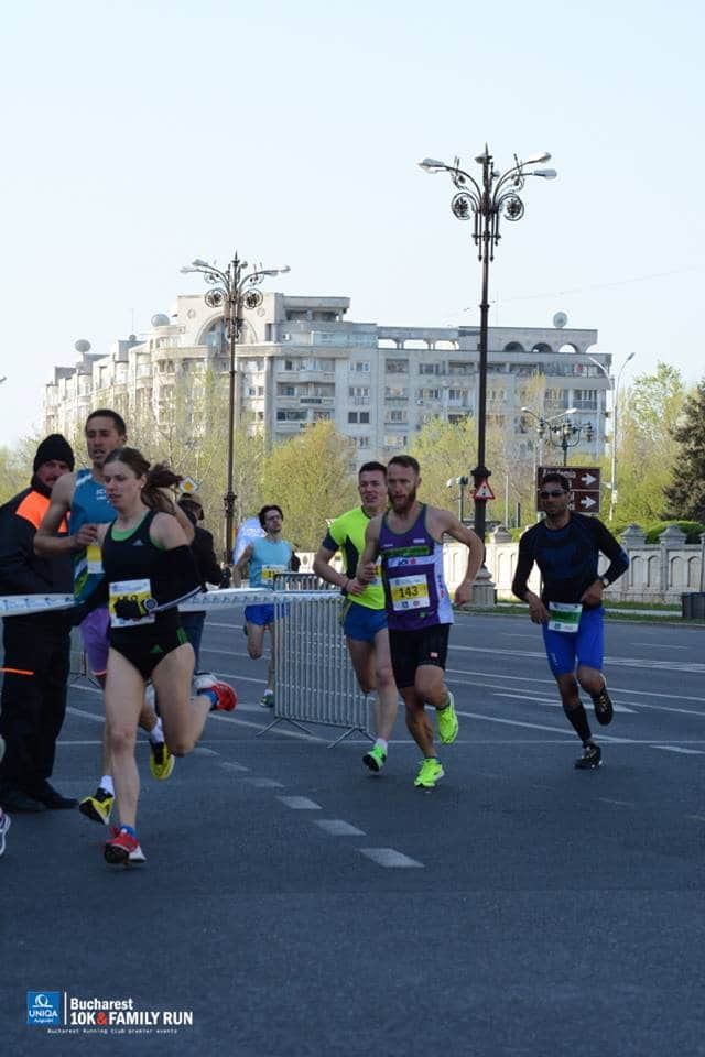 Bucharest 10K & Family Run – restricții de trafic în Capitală în weekend