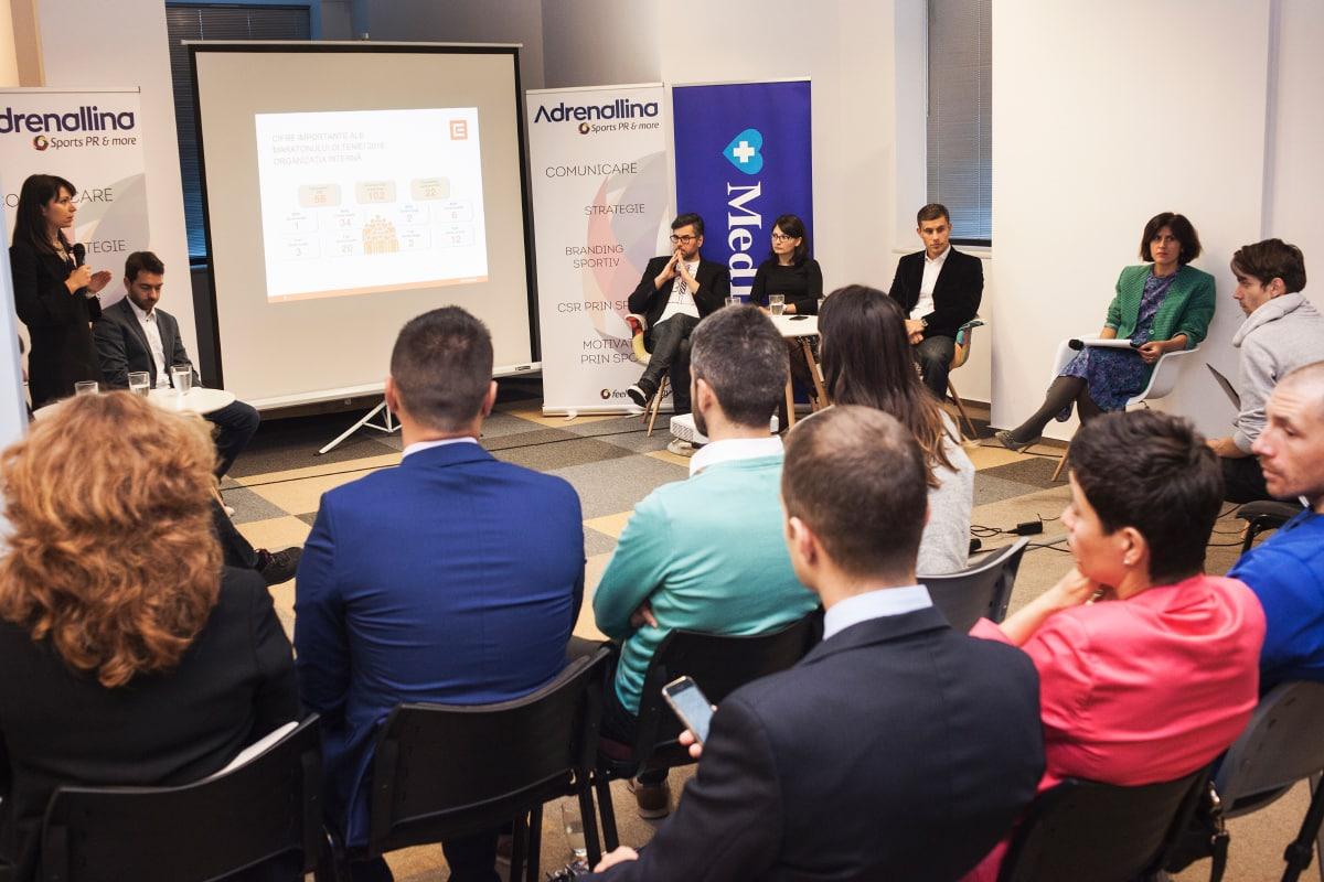 Se lansează în premieră studiul TOP Companii din România implicate în sport!