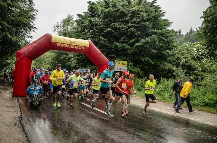 Start Semimaraton