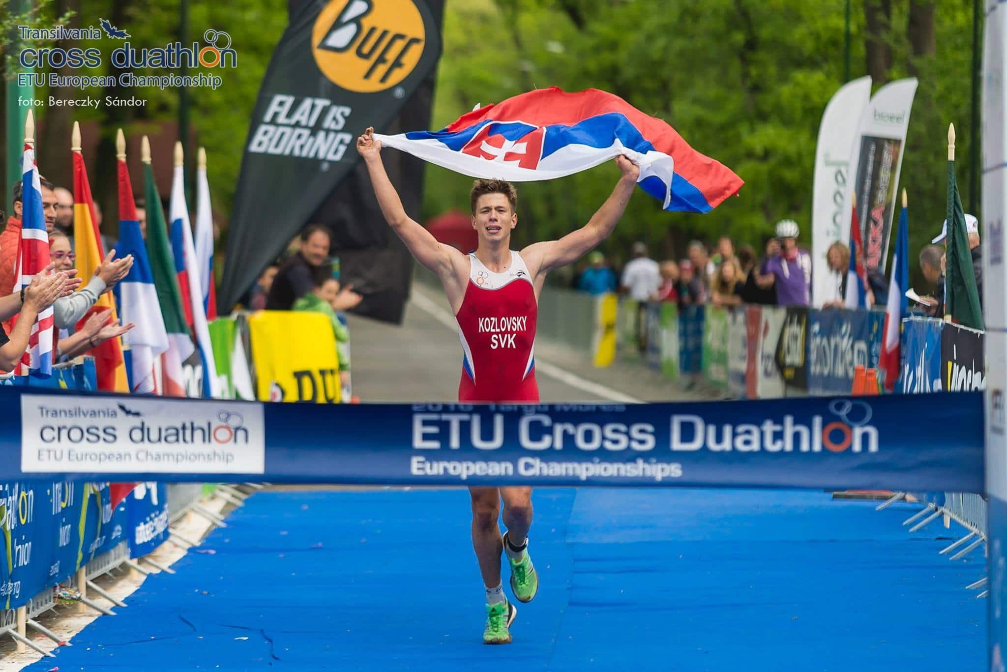 Vin Campionatele Europene de Cross Triathlon şi Cross Duathlon!
