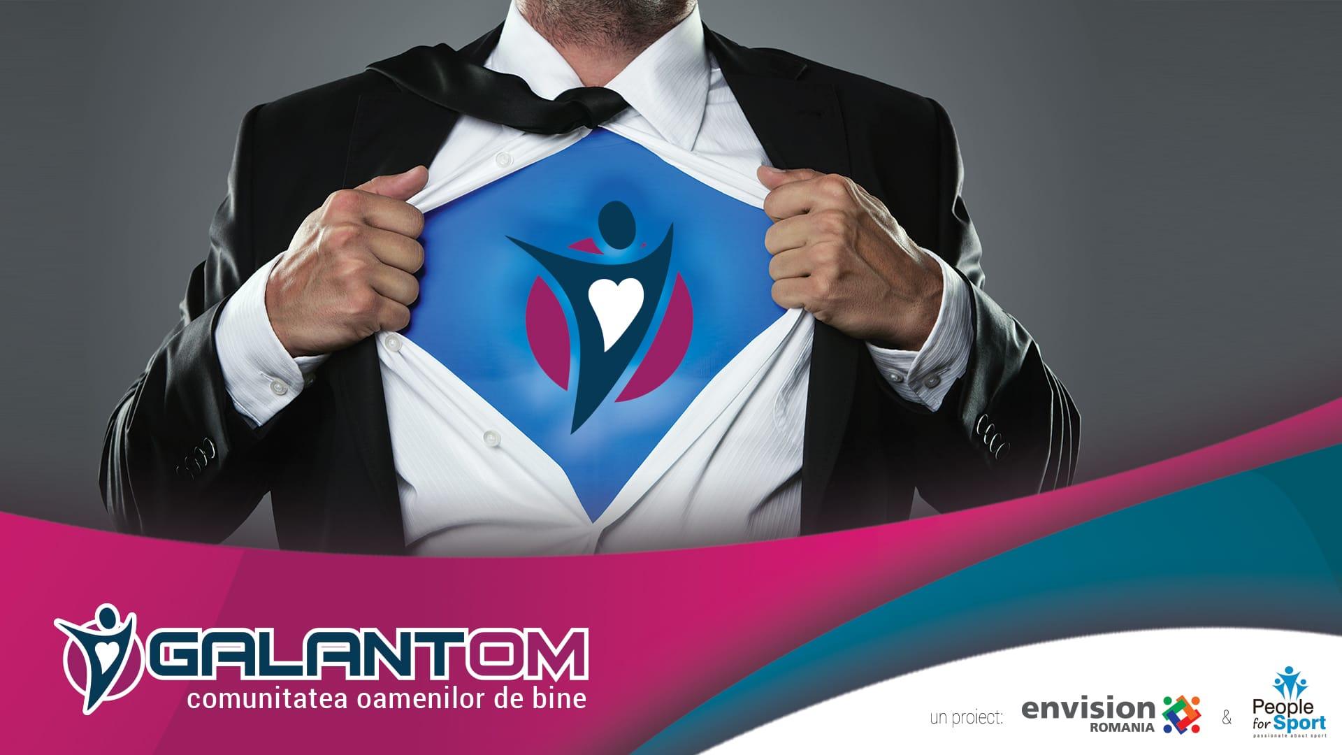 Platforma Galantom.ro atinge pragul de donații  de un milion de euro, după 4 ani