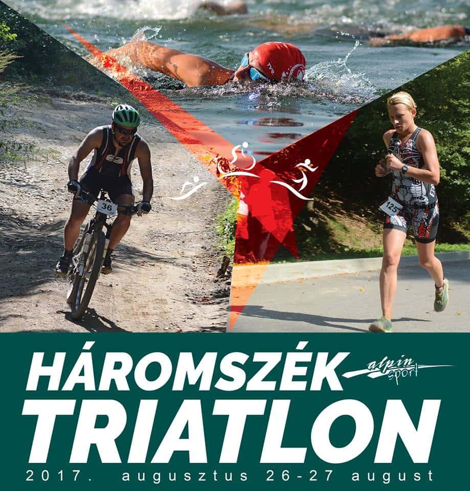 Cupa Háromszék la cross triatlon, în august